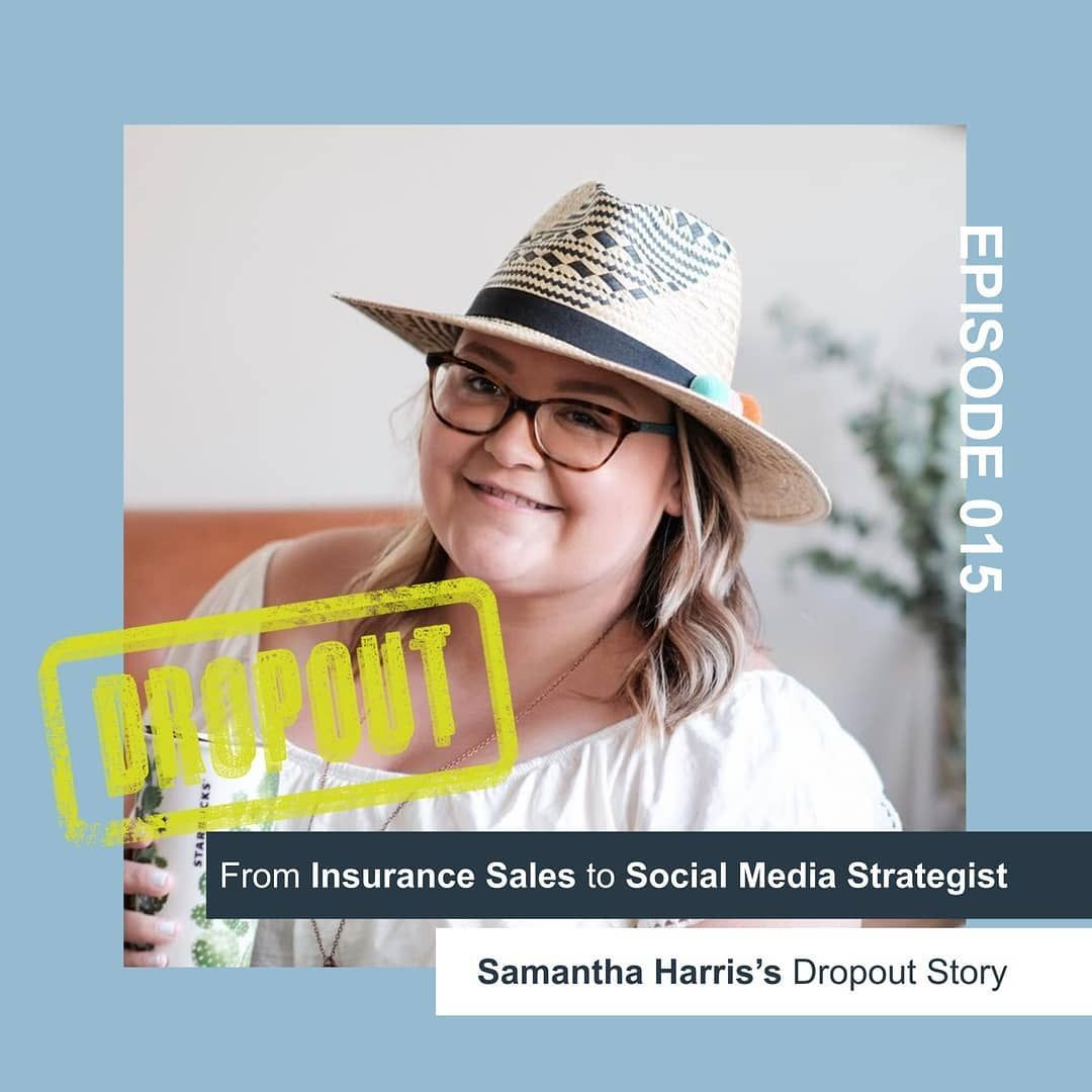 How Do We Overcome The Learning Curve From Posting Our Family Vacations To Driving Business From Social Social Media Strategist Insurance Sales School Dropout