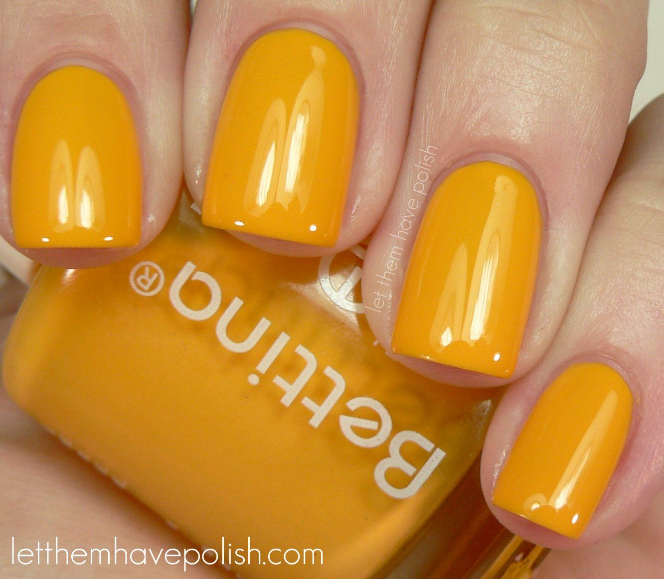Dark Yellow Nails.....such a beautiful shade of yellow | I LOVE My ...