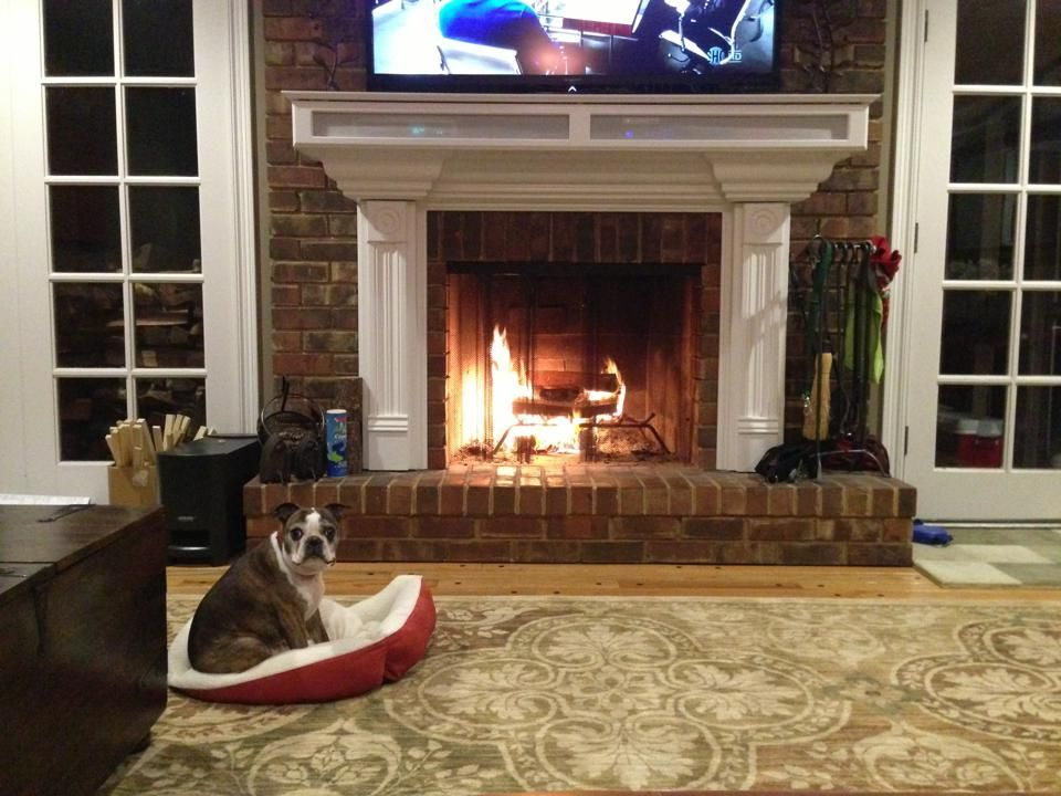 Is your TV mounted above a fireplace TV Room Pinterest
