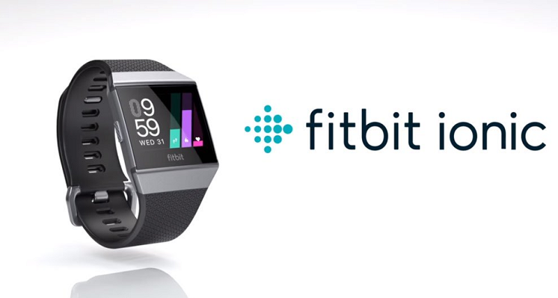 Fitbit Ionic Smartwatch Has Alot More To Offer Than Apple