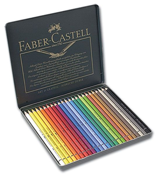 Faber Castell Polychromos Pencils I Ve Just Started To Use These