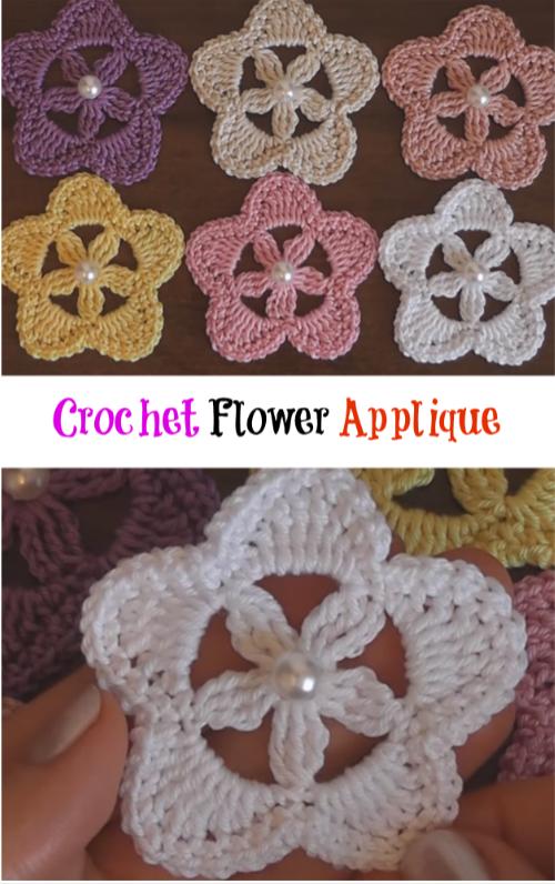 Pin de Jeanie Beck en knitting & crocheting | Pinterest | Flores ...