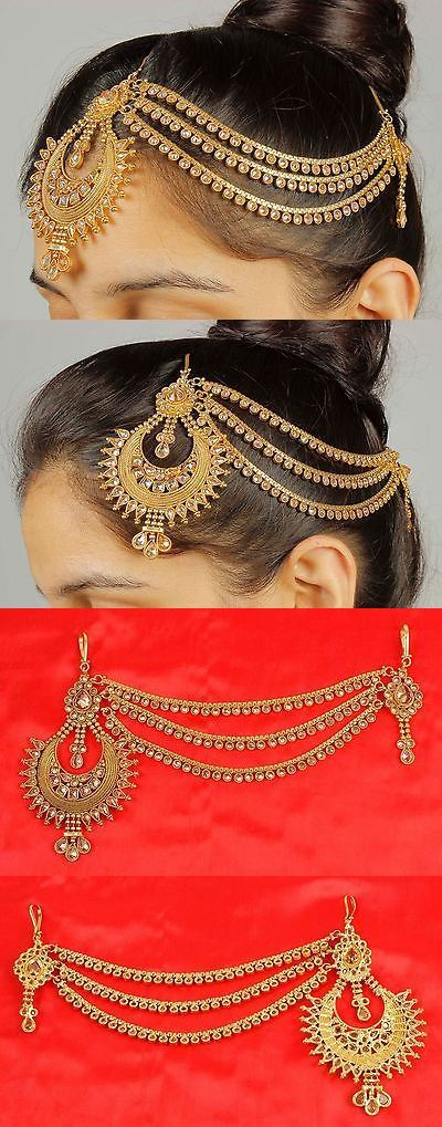 Hair and Head Jewelry 110620 Mp 40 Indian Hair And
