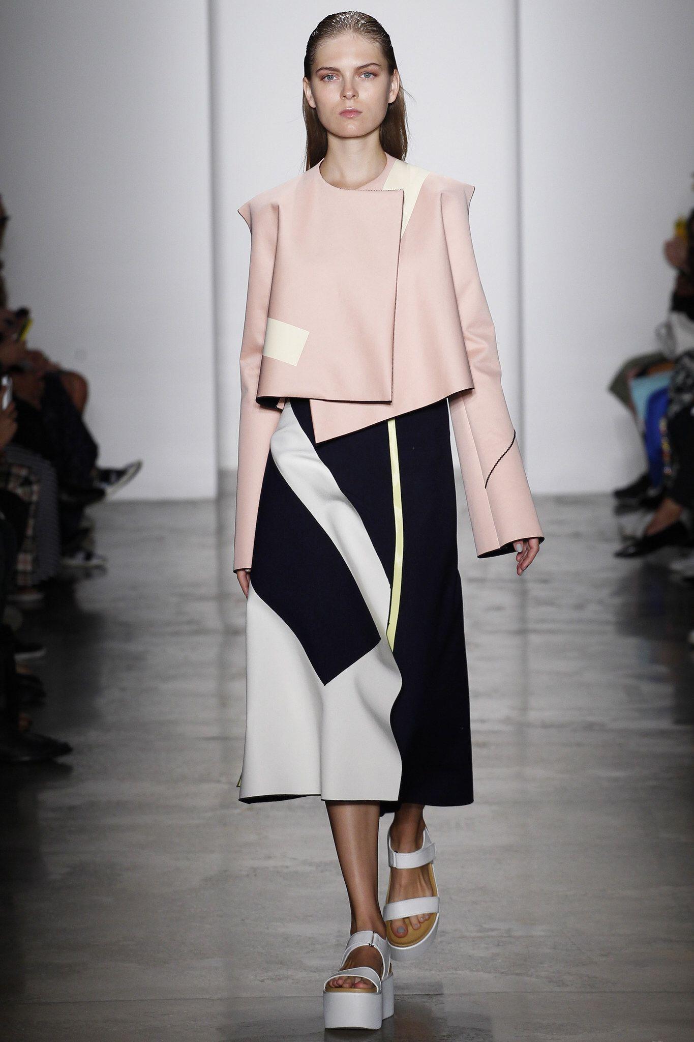 Parsons MFA, Look 4 Fashion inspiration design, Fashion