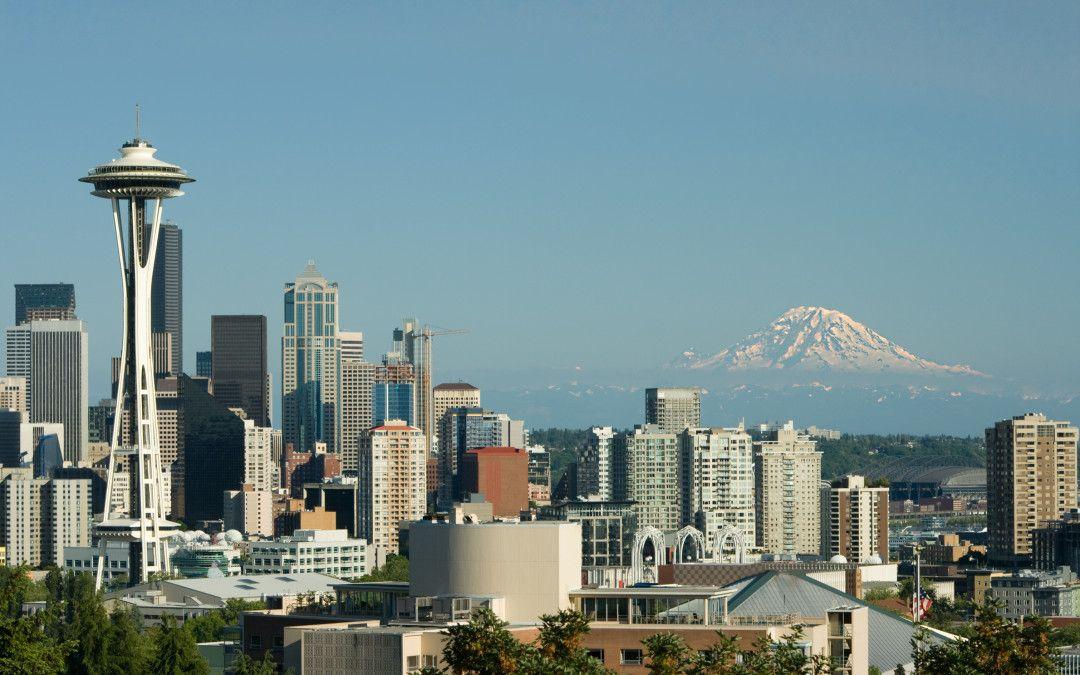 Seattle Washington Downtown Seattle Best Cities Travel