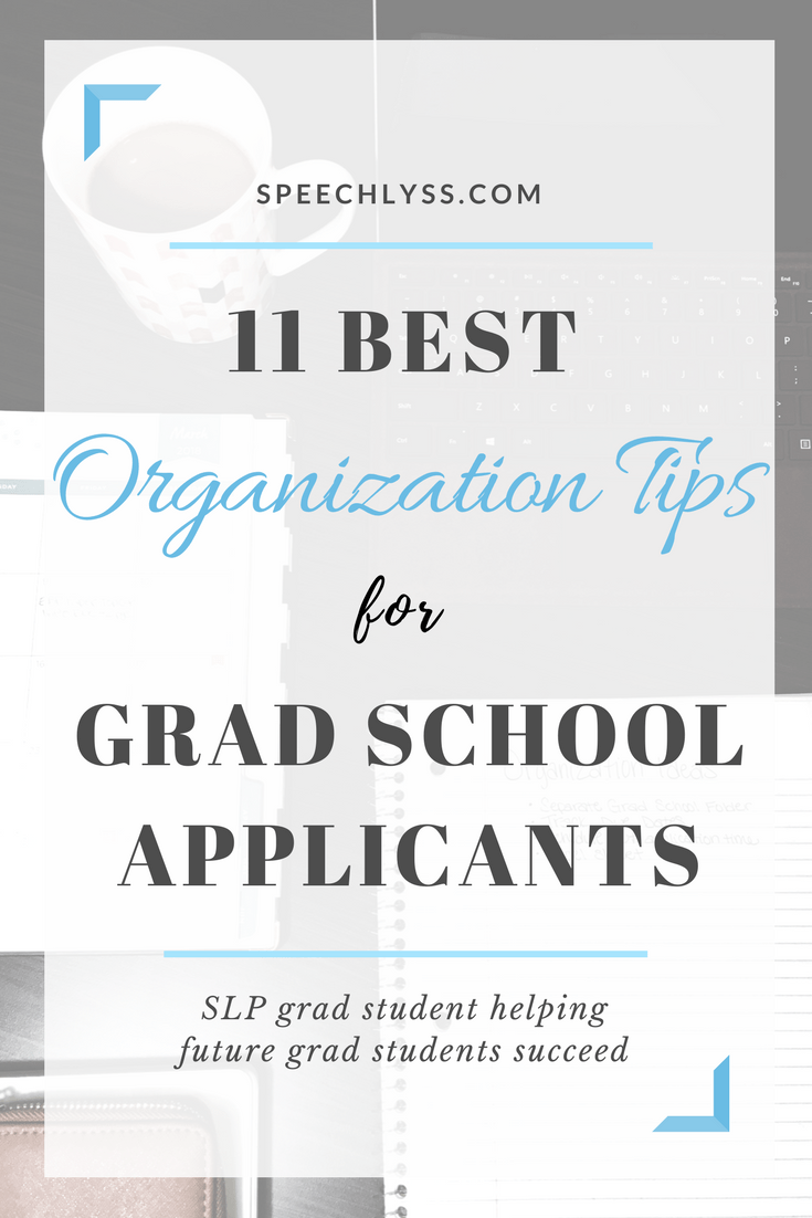 Amazon Com Applicationhelp >> 11 Best Organization Tips For Grad School Applicants Grad School
