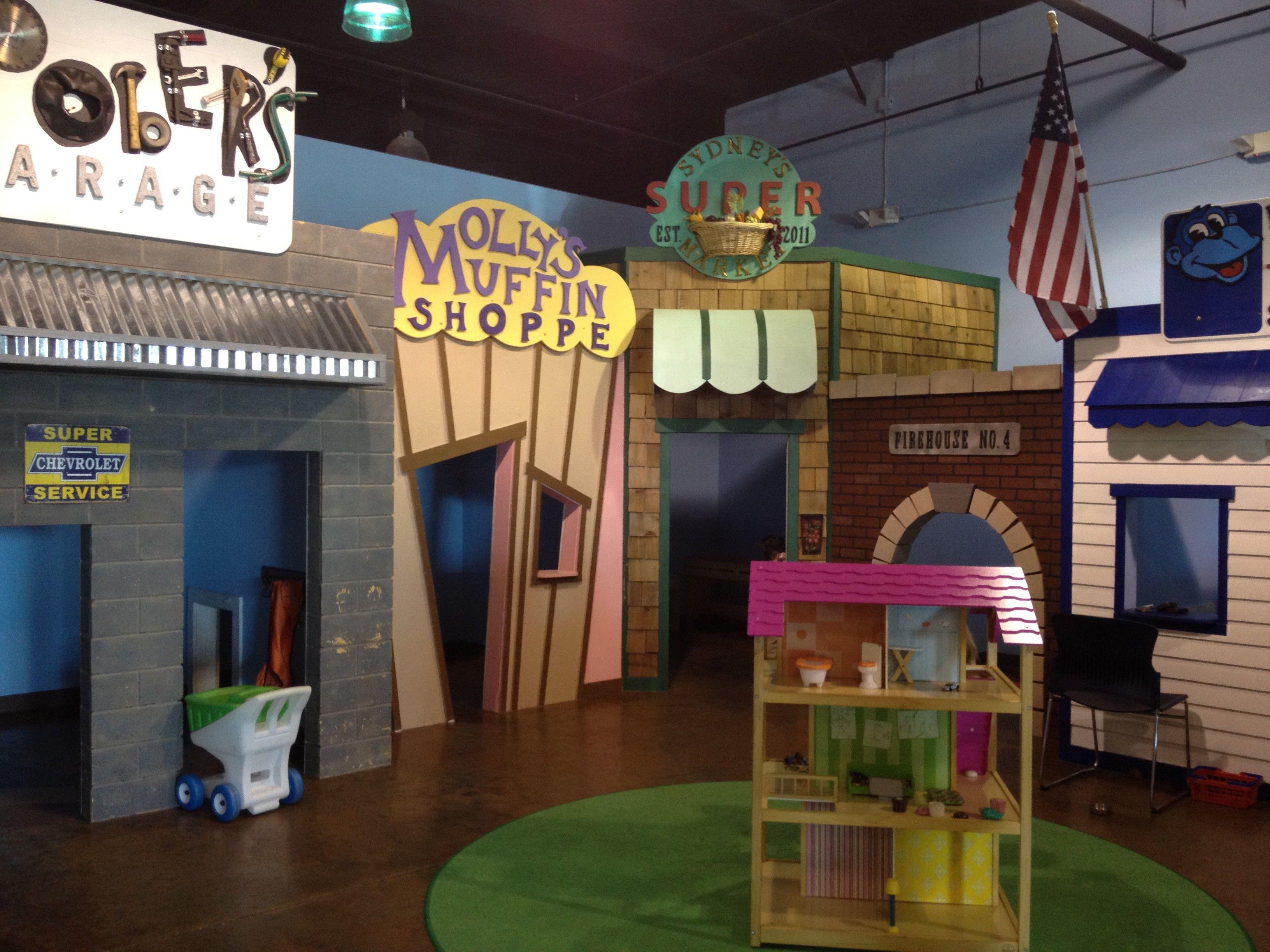 Playroom Decor Boys Play Areas