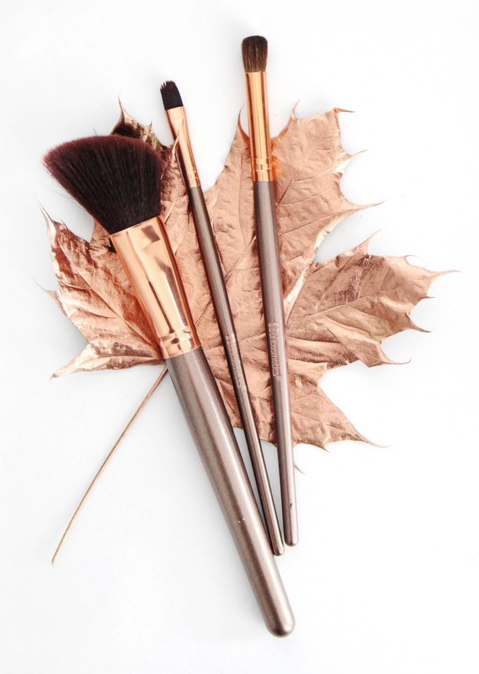 bh cosmetics Kupfer Pinsel
