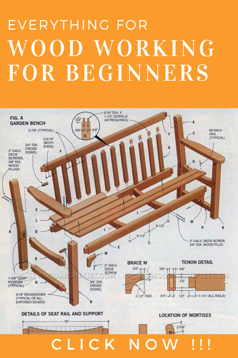 Woodworking For Beginners Click now to know them !!!! #woodproject  #woodworking for beginners #thesawguy #easywoodworkingprojects #woodworkingprojectsforbeginners #woodworking101 #woodworkingideas