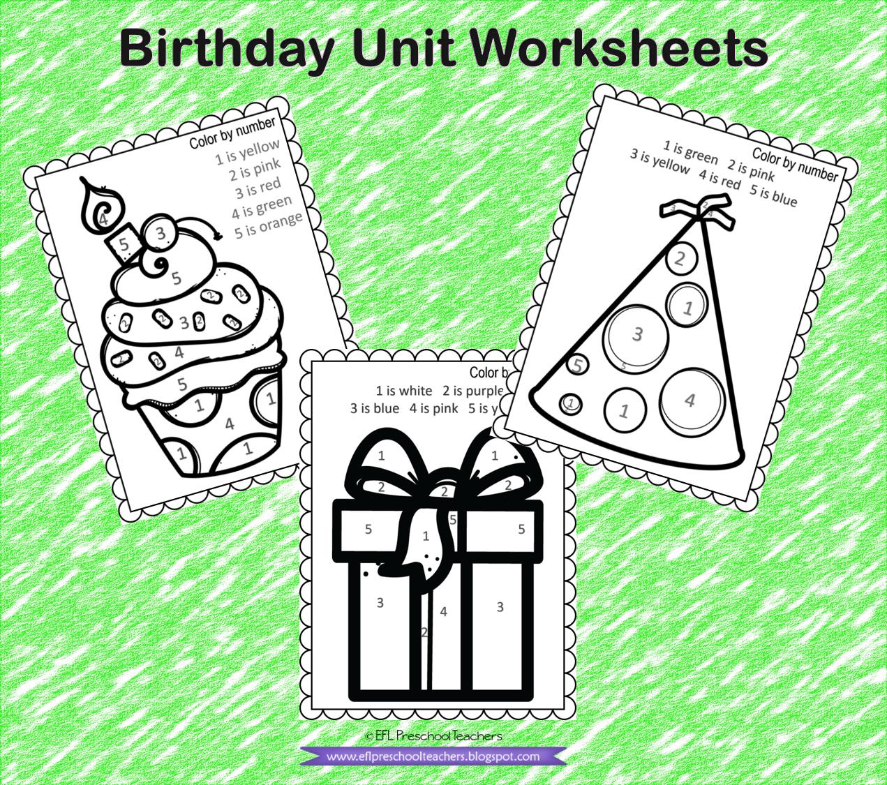 Birthday Unit Worksheets For Kindergarten Ell In 2021 Kindergarten Worksheets Worksheets Kindergarten Ell [ 1125 x 1271 Pixel ]