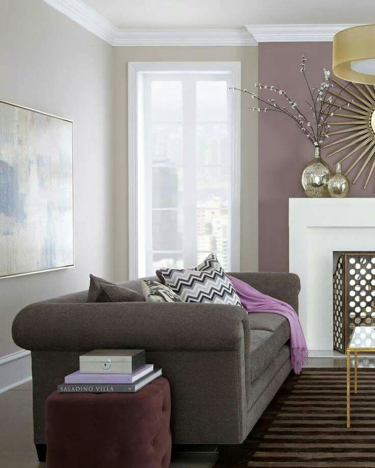 Purple Color Room Designs: Pin By Amanda Rose On Ideas For The House