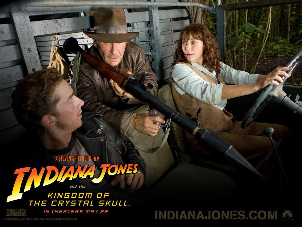 Disney Pictures confirmó 'Indiana Jones 5' | www.voxpopulix.com