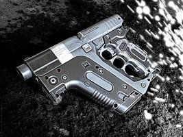 Halo 4 Inspired Magnum by ~meandmunch on deviantART