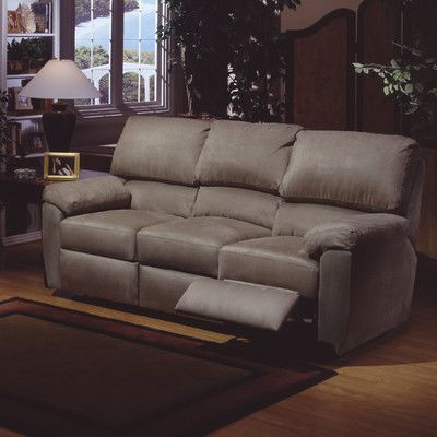 Exceptionnel Omnia Furniture Vercelli Leather Reclining Sofa U0026 Reviews | Wayfair
