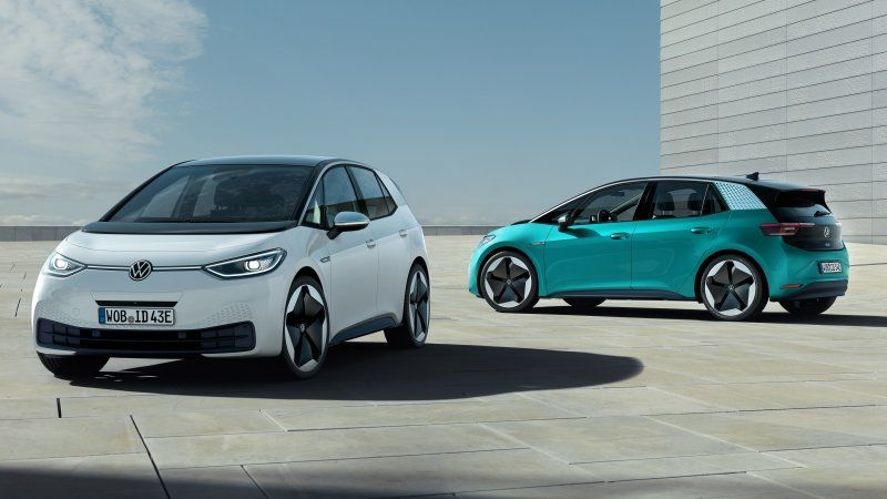 Vw Id 3 Electric Car S Software Bugs Threaten Summer Launch In 2020 Volkswagen Electric Cars Electric Car