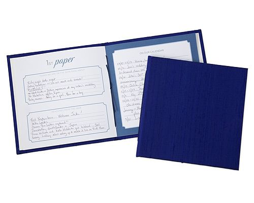 Paper To Silk Anniversary Journal Anniversaries Journal And