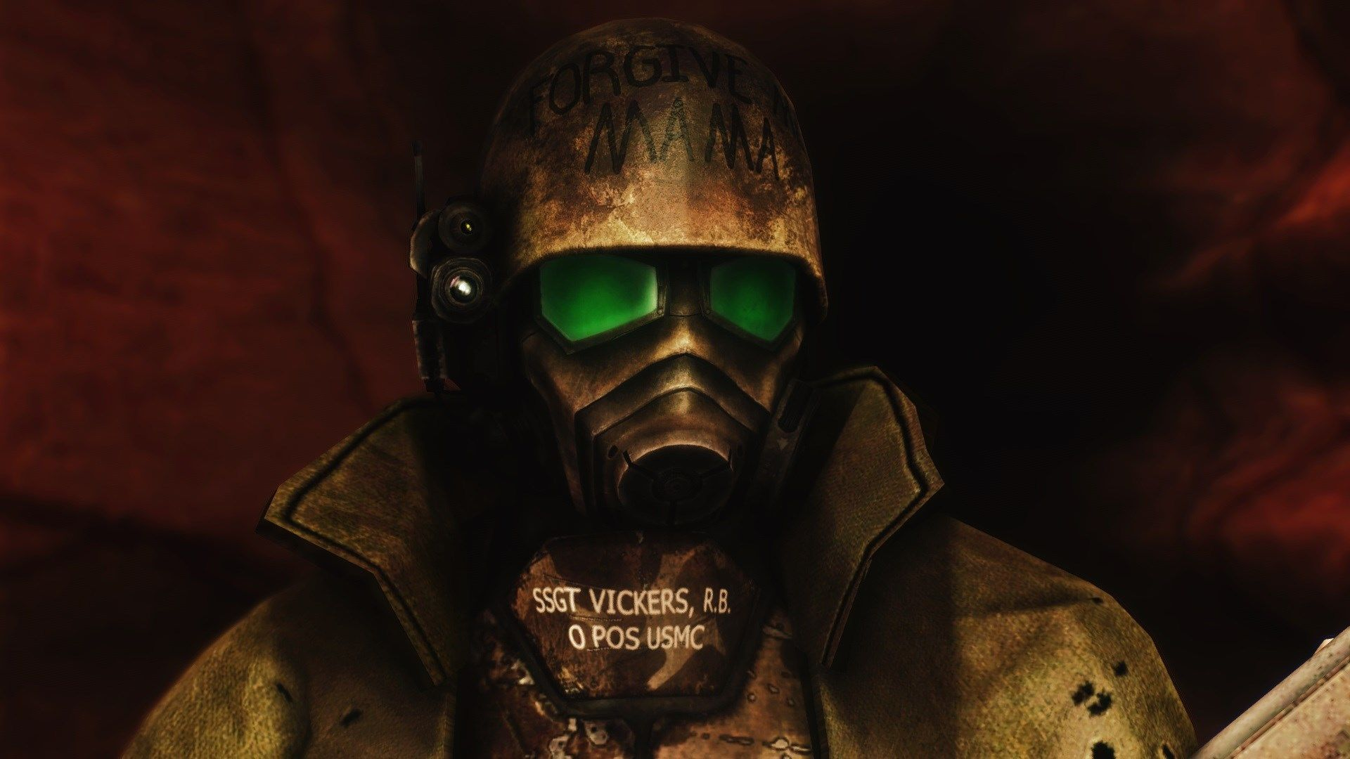 Free High Resolution Wallpaper Fallout New Vegas Collier Cook 1920x1080