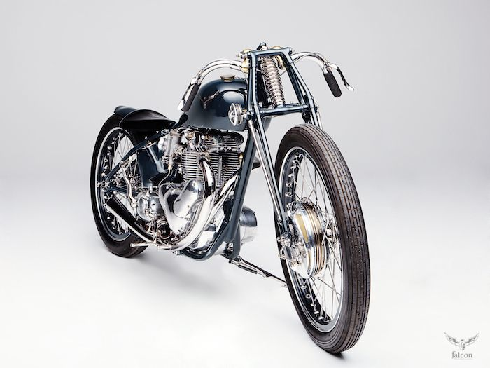 falcon kestral #caferacer