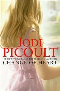 Change of Heart - Believe it or not, my dad bought this book for me and I have read it twice!!  Love it!