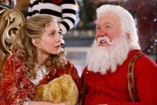 25 days of christmas dec 2 jack frost the santa clause and more - Books About Santa Claus 2