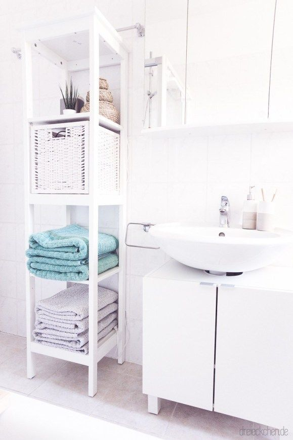 Photo of 7 furnishing ideas for a beautiful bathroom with IKEA