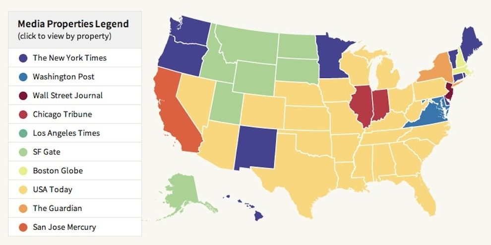 newspapers map popular news reading online on wall street journal online id=89965