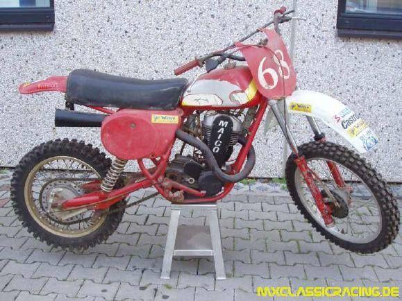1978 79 Maico 4 Stroke Prototype