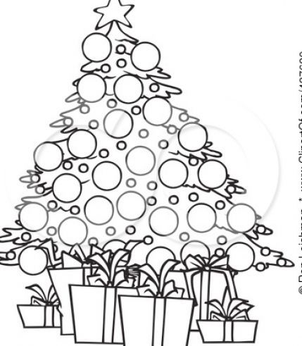 Clip Art Black And White Black And White Christmas Tree Clip Art Pictures 2 Christmas Tree Images Whimsical Christmas Trees White Christmas Tree