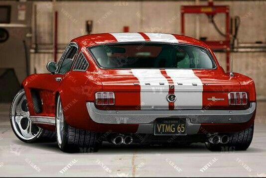 Mustang Mustang Muscle Cars Vintage Cars