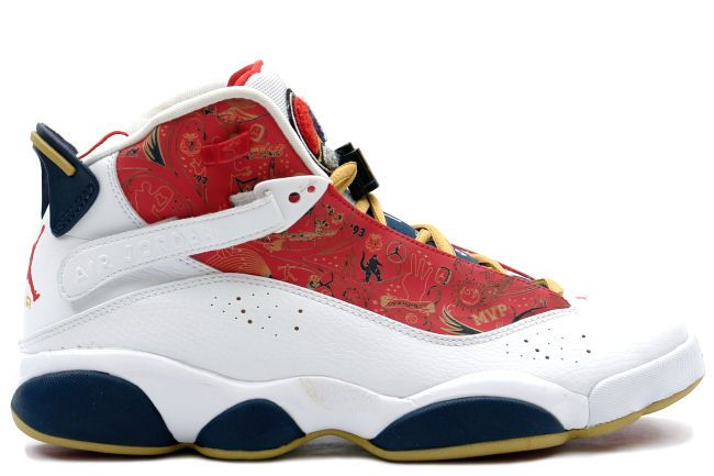 air jordan 6 rings laser for sale