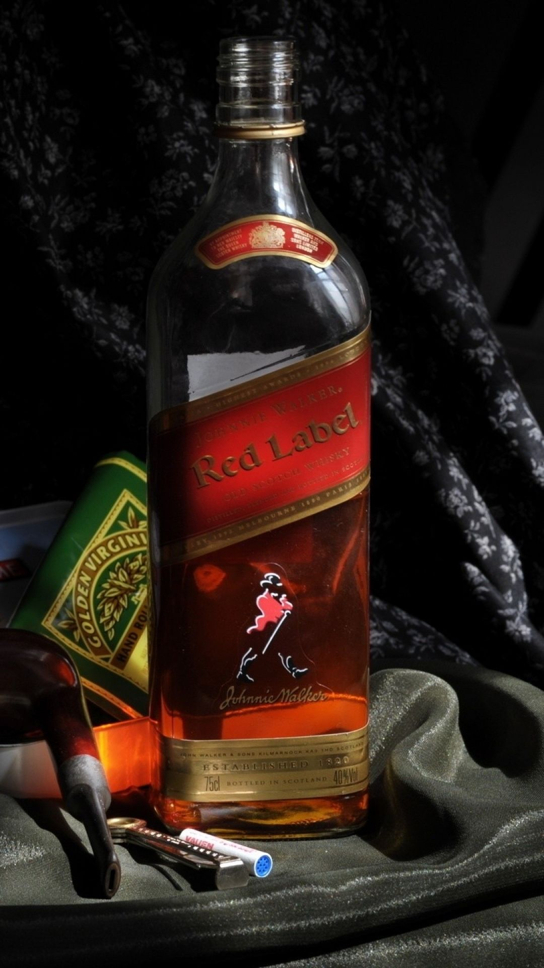 Download Wallpaper 1080x1920 Red Label Johnnie Walker Whiskey Johnnie Walker Wine Wallpaper Walker Wallpaper