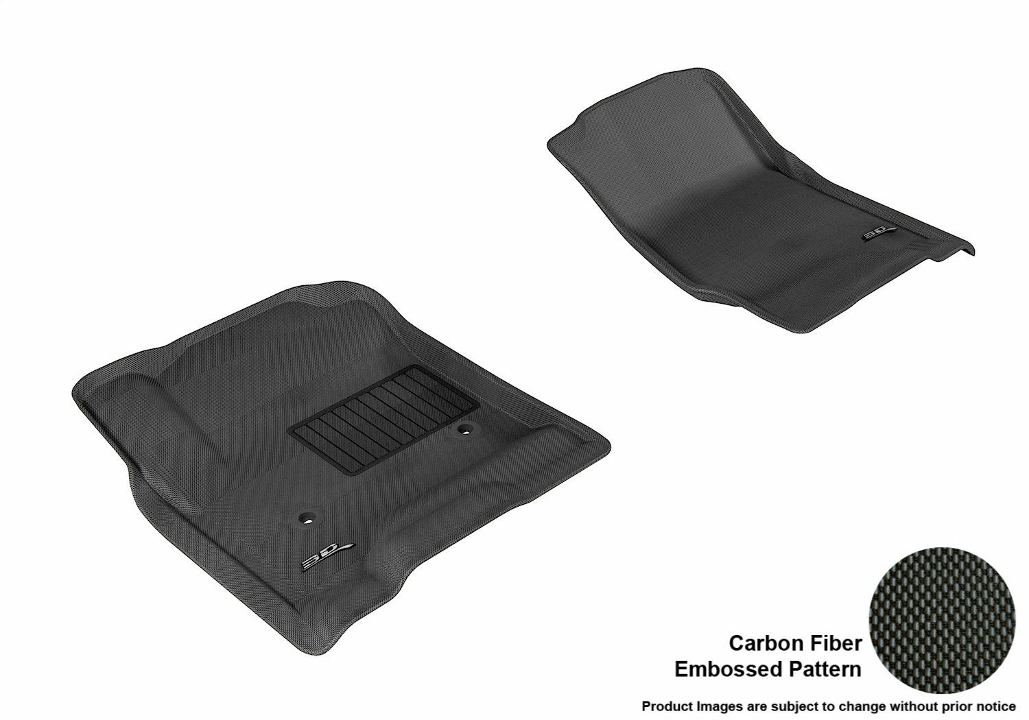 3d Maxpider Front Row Custom Fit All Weather Floor Mat For Select Chevrolet Equinox Gmc Terrain Models Kagu Rubber Blac Gmc Terrain Chevrolet Equinox Chevrolet