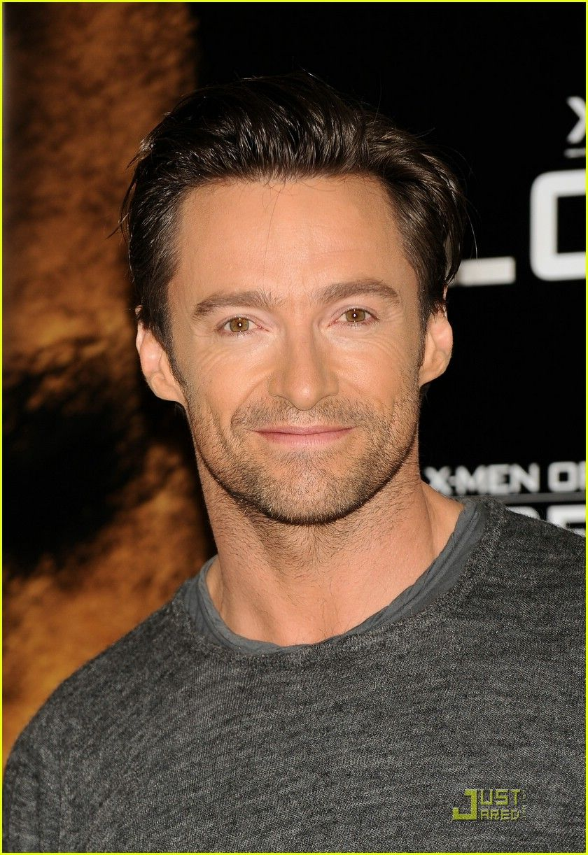 If you find anyone that looks like this man please send him over!!!!:) (Hugh Jackman:))
