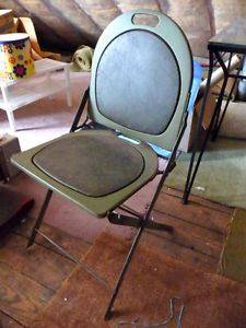 Folding Chair Kijiji Toronto Pool Chaise Lounge Chairs Sale Pin By Jacqui Bell On Moz And Me Antique Metal Recliner Wingback Armchair