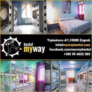 Do It Your Way In My Way Hostel Zagreb Croatia Hostel Zagreb Zagreb Croatia
