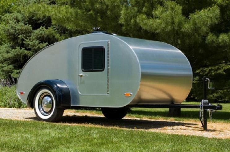 Teardrop Tear Drop Plans Camper Trailer RV Pop Up Caravan How To Build Your Own