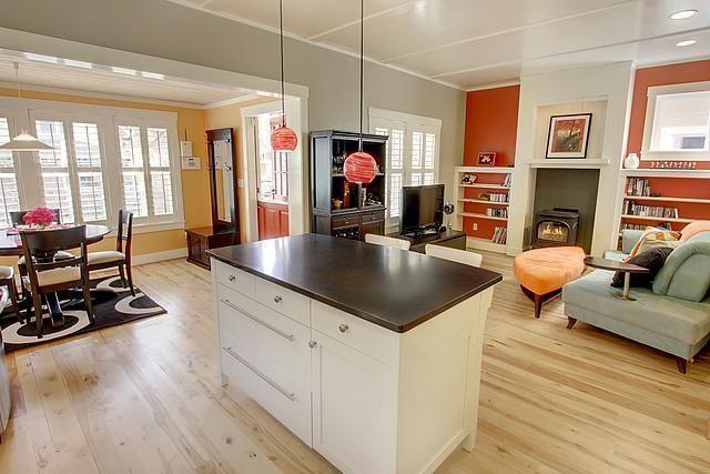 free standing kitchen island - Google Search