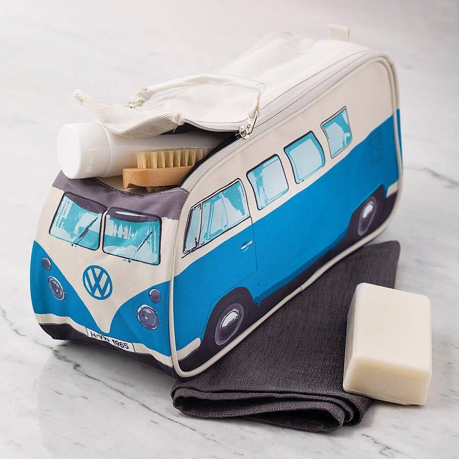 2da5de1c0df9 VW Camper Van Wash Bag