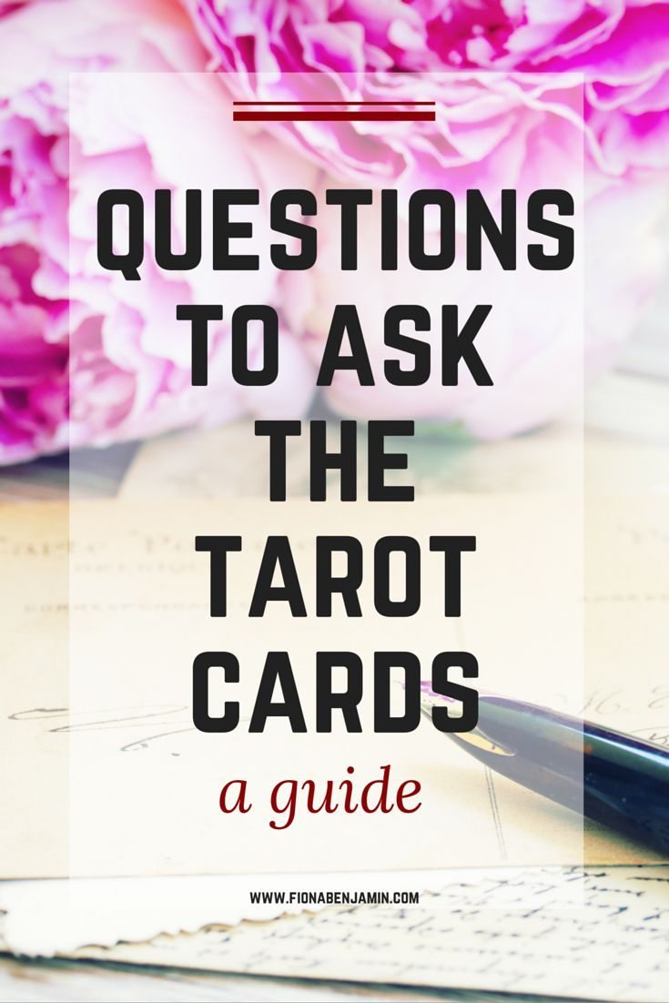 How to craft questions for tarot readings tarot this or