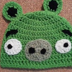 Angry Birds' Minion Green Pig Character Hat Crochet Pattern  -- this site has lots of free crochet patterns #minioncrochetpatterns Angry Birds' Minion Green Pig Character Hat Crochet Pattern  -- this site has lots of free crochet patterns #minioncrochetpatterns Angry Birds' Minion Green Pig Character Hat Crochet Pattern  -- this site has lots of free crochet patterns #minioncrochetpatterns Angry Birds' Minion Green Pig Character Hat Crochet Pattern  -- this site has lots of free crochet #minioncrochetpatterns