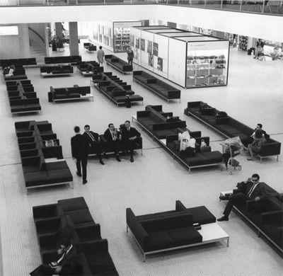 Kho Liang Ie Schiphol.Kho Liang Le Schiphol Lounge 1960 Home Lounge Interior