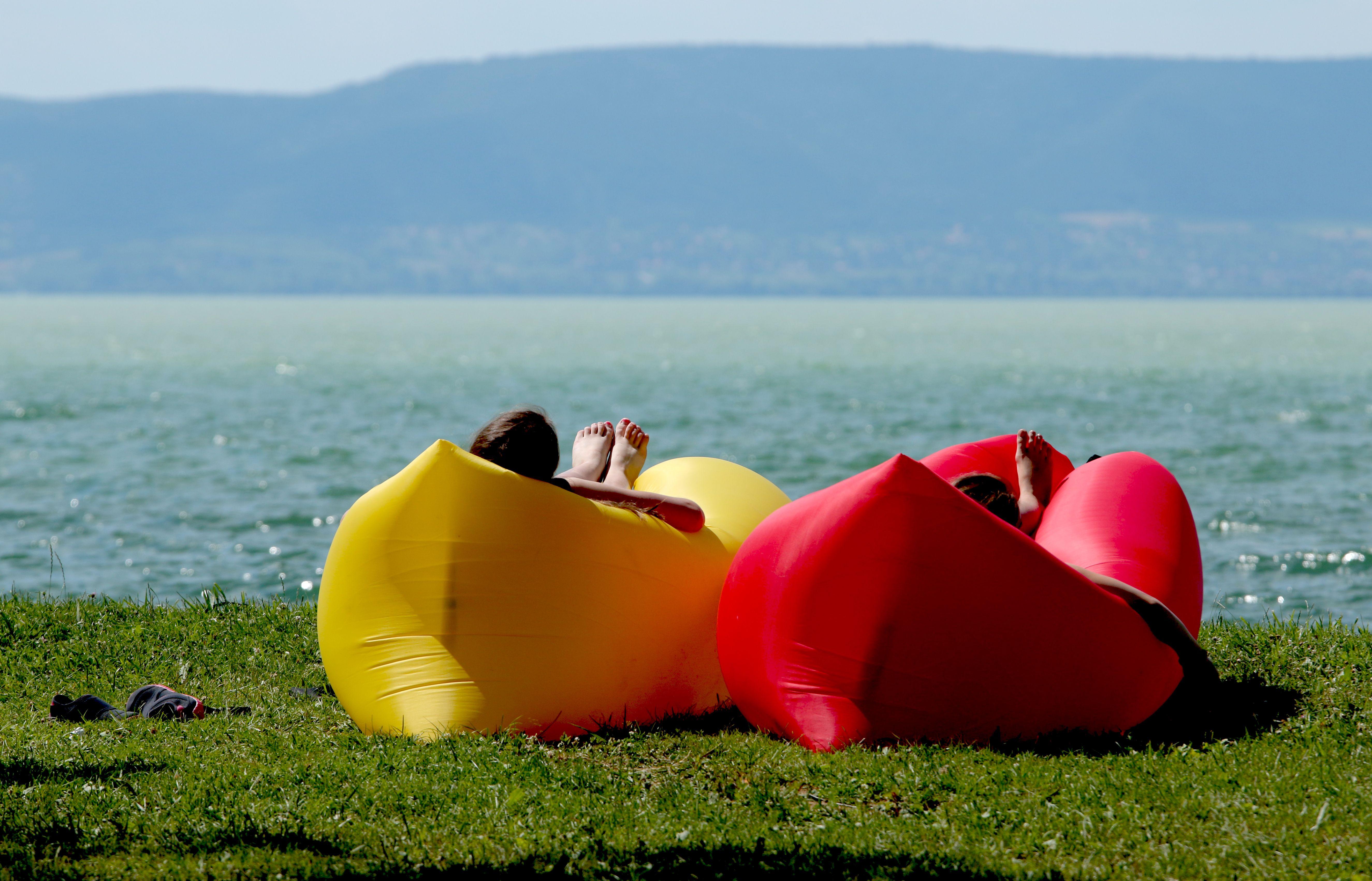 Fuggoagyzsakagy air hammock pinterest