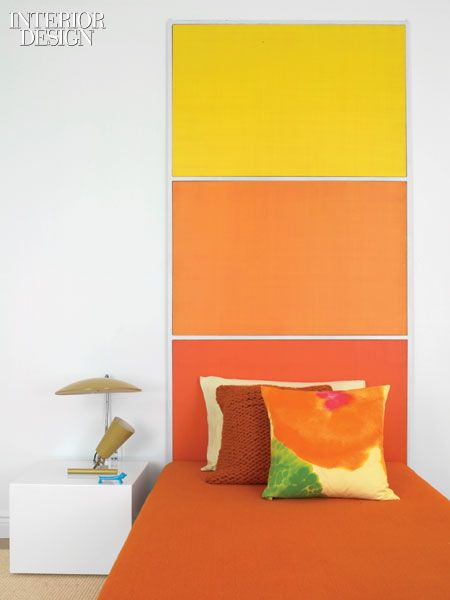 A child's room in a West Village Apartment in NYC designed by 2Michaels