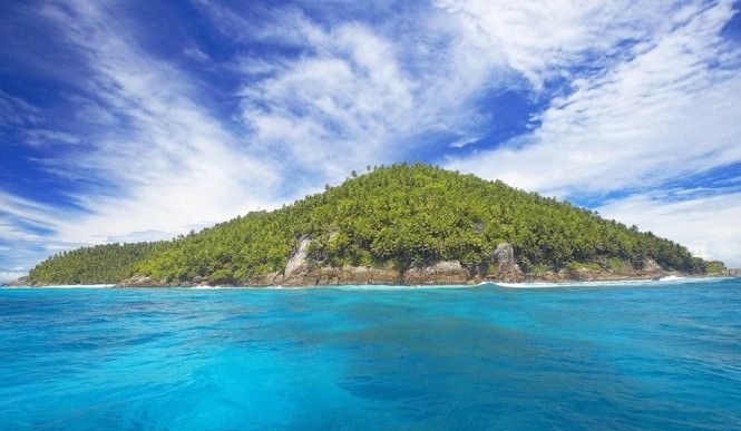 Seychelles, Fregate Island