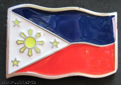 PHILIPPINES FILIPINO ISLAND NATIONAL FLAG BELT BUCKLE #philipines #philipinesflag #flag #flagbeltbuckle #philipinebeltbuckle #beltbuckles
