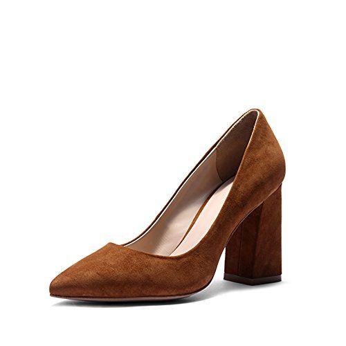 Bureau Gianni Escarpins Chaussures Femme Basique Darco Noir Cuir gRYBB1q