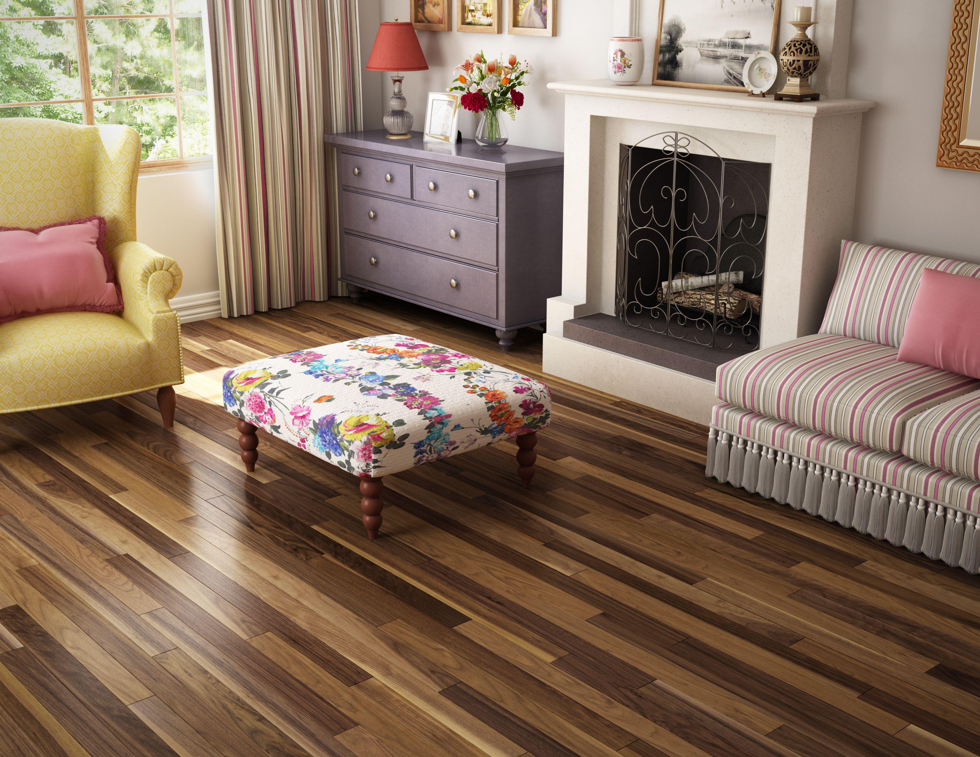 Preverco 1 Common Natural Walnut 3 Walnut Hardwood Flooring Walnut Wood Floors Hardwood Floors
