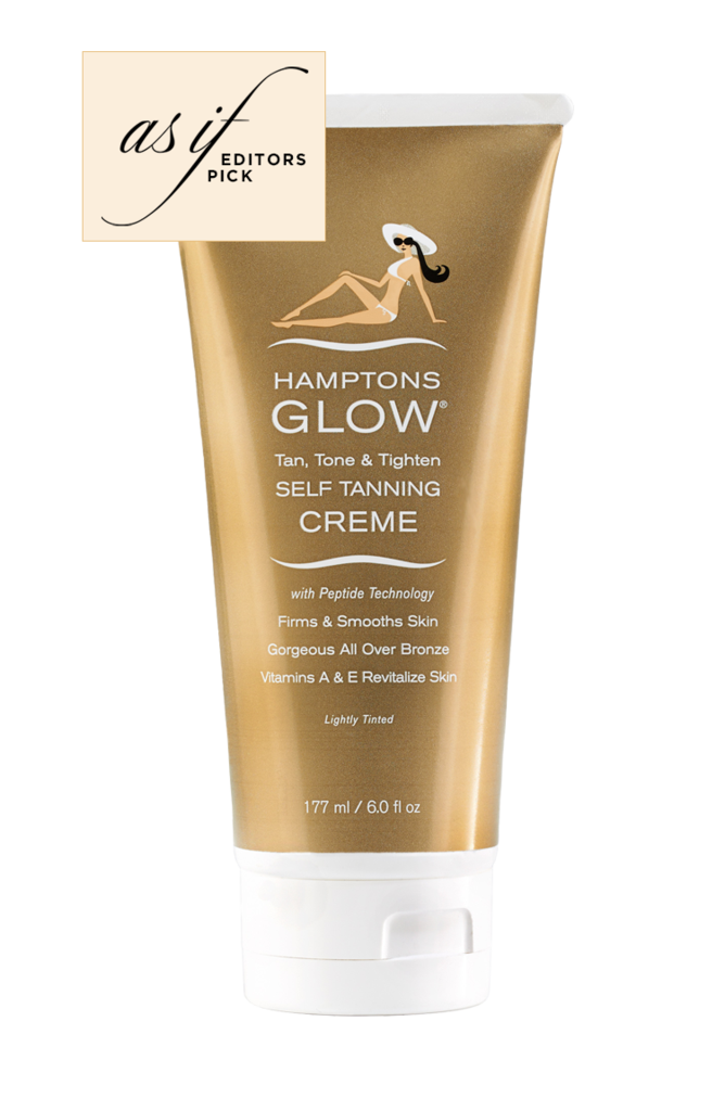 Tan, Tone & Tighten™ Self Tanning Creme w Skin Firming Amino Peptide Complex