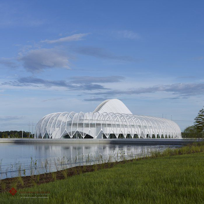 Architect Santiago Calatrava's Latest Design is a Living Organism…
