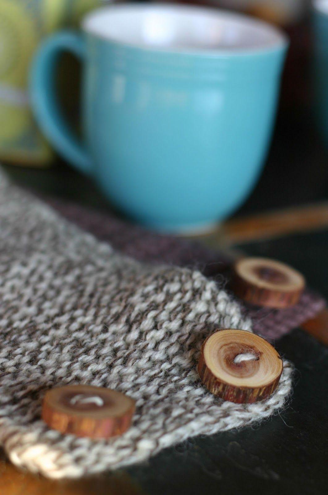 The Sitting Tree: Free Knitting or Crochet Pattern Tutorial: Coffee ...